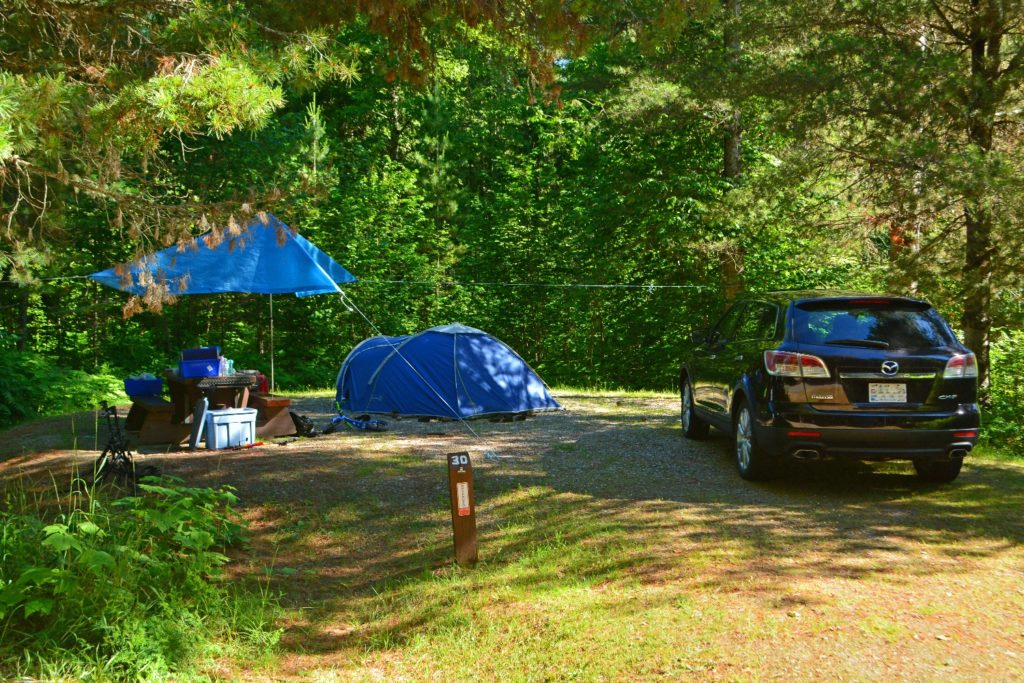 Blanket Creek Campground