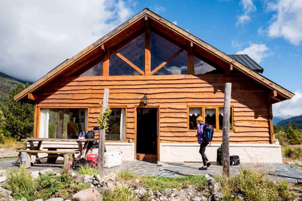 Paddle Patagonia Manso Cabin